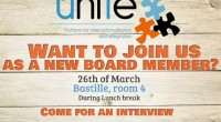 UniTe is looking for new board members. Are you interested to become a part of UniTe and to represent the true internationalization spirit of the University of Twente? Then you […]