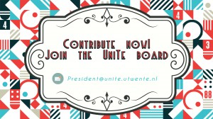 UniTe recruitment banner